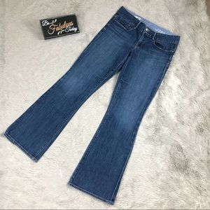 Gap 1969 Women's Denim Jeans Perfect Boot Leg